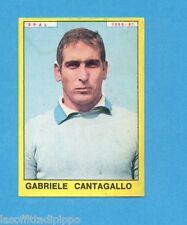 PANINI CALCIATORI 1966/67-Figurina - CANTAGALLO - SPAL -Recuperata