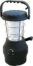 POWERplus Hippo BIG Dynamo Solar USB 24 LED LANTERN powerbank Camping Light