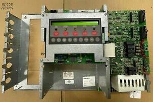 SIMPLEX 4005 FIRE ALARM CONTROL PANEL AND INTERNAL COMPONENTS
