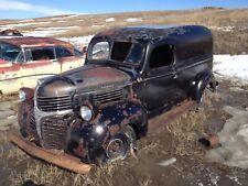 1943 Dodge Panel Truck 43 1/2 ton