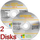 Window 10 Disc Restore Repair & Recover Installation Boot DVD New 2018