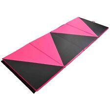 Soozier 10' Exercise Mat Yoga Panel Folding Gymnastics Stretching