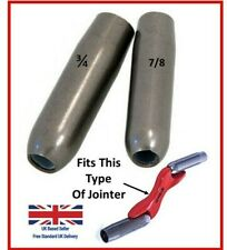 Barrel Jointer Set Barrel Jointer Assembled With 1//2-Inch 3//4-Inch and 7//8-Inch Masonry tools-Brick Jointer 5//8-Inch