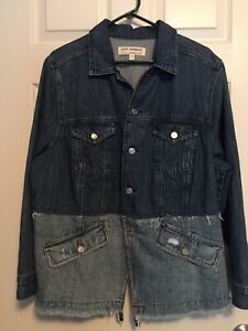LUCKY Remade Denim Trucker Jacket Size 2X NEW WITHOUT TAGS