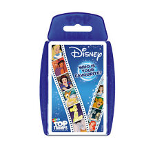 TOP TRUMPS DISNEY CLASSICS 2016 CARD GAME BRAND NEW