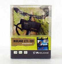 MIDLAND XTC100 ACTION CAMERA VIDEOCAMERA DA CASCO MOTO BIKE BICI SCI SPORT + KIT