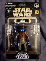 Disney Parks Star Wars Tours 💤 GOOFY as CAD BANE  💤 Action Series 5. RARE!