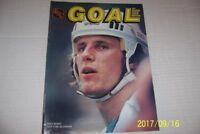 1983 GOAL New York ISLANDERS Mike BOSSY Billy SMITH #4 STANLEY Cup WAYNE GRETZKY