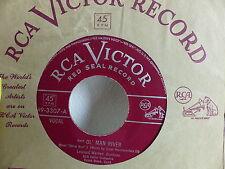 LEONARD WARREN / RCA VICTOR ORCHESTRA Dir FRANK BLACK Ol man river 49 3307