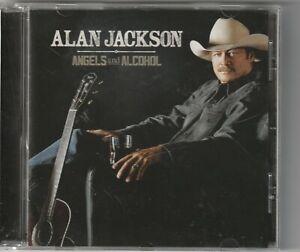 Alan Jackson - Angels and Alcohol  (EMI Nashville 2015)