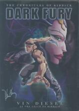 The Chronicles Of Riddick - Dark Fury New Dvd