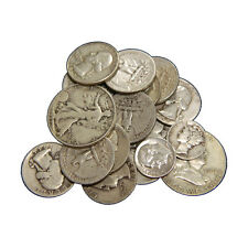 1 Standard Ounce 90% Junk Silver Coins- FREE SHIPPING!