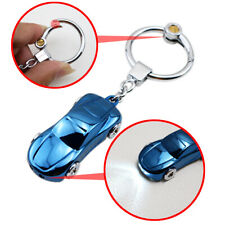 Zinc Alloy Car Styling Accessories Key Chain Fob With Led Light Lighting Universal Fits Kia Soul