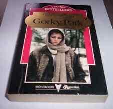Gorky Park Smith Mondadori Novela Thriller Libro
