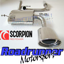Scorpion SVW025 Volkswagen Lupo GTI 01-05 Stainless Exhaust System Cat Back 6x4