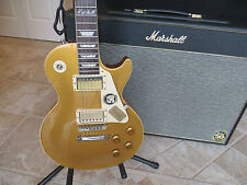 Gibson Custom Les Paul Goldtop Murphy Marshall 50th Bluesbreaker Amp Limited 50