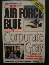 FROM AIR FORCE BLUE TO CORPORATE GRAY PB 2008-9 NN HTF