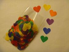 Gay Lesbian Pride Biodegradable Confetti Civil Partnership Rainbow Wedding Sm sz
