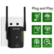 Wavlink N300 Wireless Range Extender/Wifi Router/Access Point&2HighGain Antennas