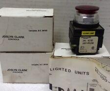 Josylyn Clark 100T-PPLF8R Pilot Light LOT OF 3