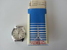 USSR RUSSIAN RAKETA WATCH IN NOS CONDITION WITH ORIGINAL BOX PAPERS SERVICED