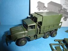 Herpa Roco minitank M-925 with Trident  S-260 comm shelter and generator 1/87