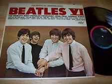 """NEAR MINT The Beatles VI 12"""" vinyl Capitol ST-2358 Eight Days A Week EXCELLENT"""