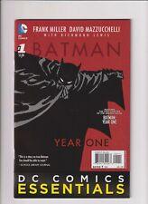 DC Comics Essentials BATMAN YEAR ONE SPECIAL EDITION #1  Jan 2015 Frank Miller