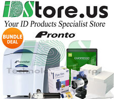 Magicard Pronto Uno Single Side Complete ID Card Printer System