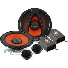 "NEW Cadence Q65K 300W Peak 6.5"" 2-Way Q Series Component Car Speaker System"