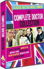 The Complete Doctor Collection DVD (2012) Dirk Bogarde ***NEW***