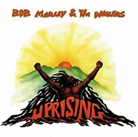 Bob Marley and The Wailers - Uprising [CD]