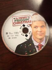 A Merry Friggin Christmas (DVD Disc ONLY - Artwork NOT included, 2014)