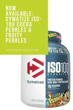 Iso100 Fruity Pebble Protein Powder 3lbs