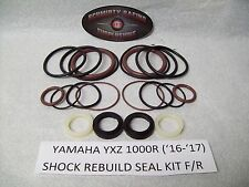 "YAMAHA YXZ 1000R FOX PERFORMANCE SHOCK REBUILD SEAL KIT 7/8"" FRONT & REAR PODIUM"