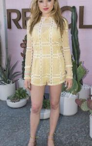 Alice Mccall Stolen Dance Playsuit