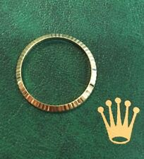 Rolex 18K Yellow Gold Fluted Bezel Ladies Datejust & President 69173 69178 26mm