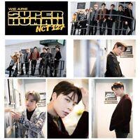 14PCS/SET Kpop NCT#127 [WE ARE SUPERHUMAN] 4. Album Fotos Kartenaufkleber cRUWK