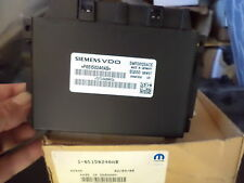 n°z203 calculateur boite auto nitro cherokee 300c 5150240ab neuf