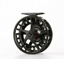 Fly Fishing Reel H20 Discovery Aluminium Fly Reel 5/7 Fully Loaded with Lines