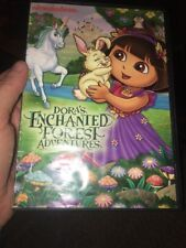 Dora's Enchanted Forest Adventures DVD