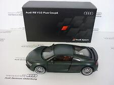 ORIGINAL AUDI Maquette de voiture Audi R8 coupé camouflagegrün mat, 1:18