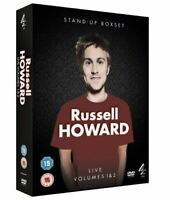 , Russell Howard: Live - Volumes 1 And 2 [DVD], New, DVD