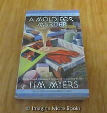 A Mold for Murder by Tim Myers ~ Soapmaking Mystery: Book 3 ~ Paperback