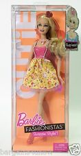 2010 BARBIE FASHIONISTAS CUTIE SWAPPIN' STYLES NRFB