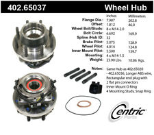 Axle Bearing and Hub Assembly Front Centric fits 10-16 Ford F-450 Super Duty