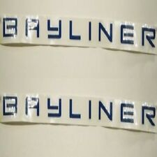 Bayliner Boat Decals EBay - Bayliner boat decalsgraphics forbayliner boat decals and graphics www