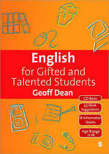 English for Gifted and Talented Students: 11-18 Years (Book & CD Rom)-ExLibrary