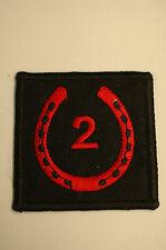 British Army - 2nd Signal Brigade - TRF Sew On Patch -  No140