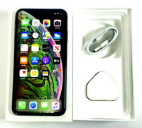 Apple iPhone XS Max 64 GB Space Grey Unlocked Sim Free GOOD CONDITION